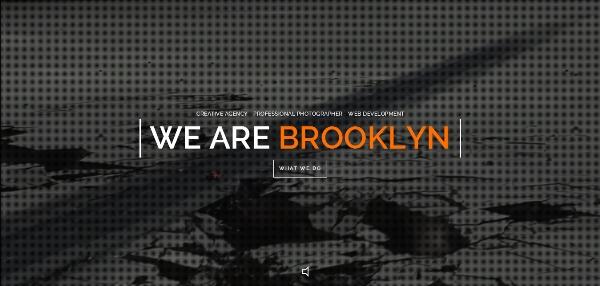 Brooklyn - Creative One Page Multi-Purpose Theme