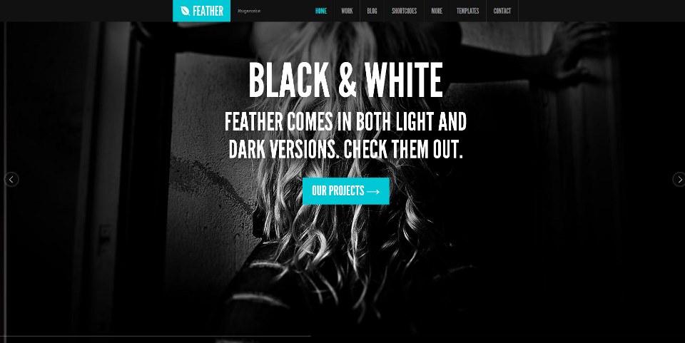 50 Best WordPress Themes for Actors & Actresses Websites