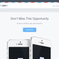 Letter - Responsive Email Template