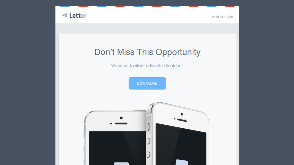 Top  Email Marketing  Newsletter Templates MobileFriendly