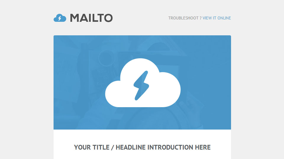 Mailto - Responsive Email Template