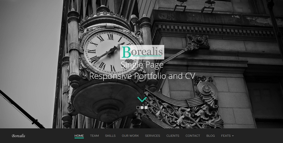 Borealis_WordPress_Theme