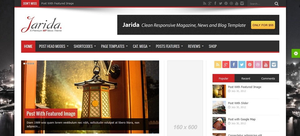 Jarida_WordPress_Magazine_Theme
