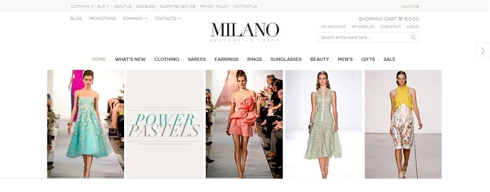 Milano - Magneto_theme