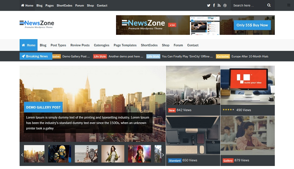 News Zone_Full_Responsive_WordPress_Magazine_Theme