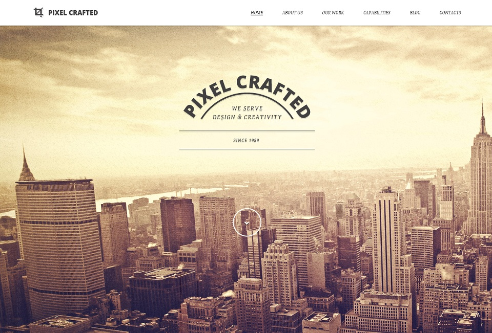 Pixelcraft_WordPress_Theme