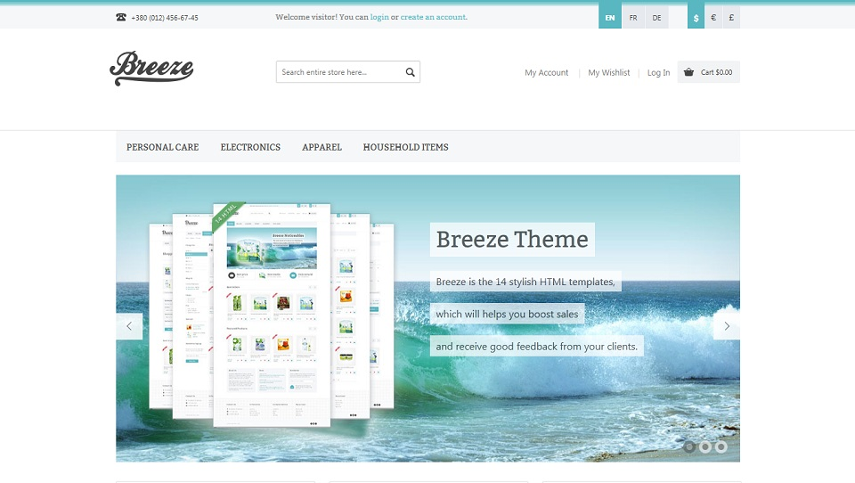 breeze_Magneto_theme