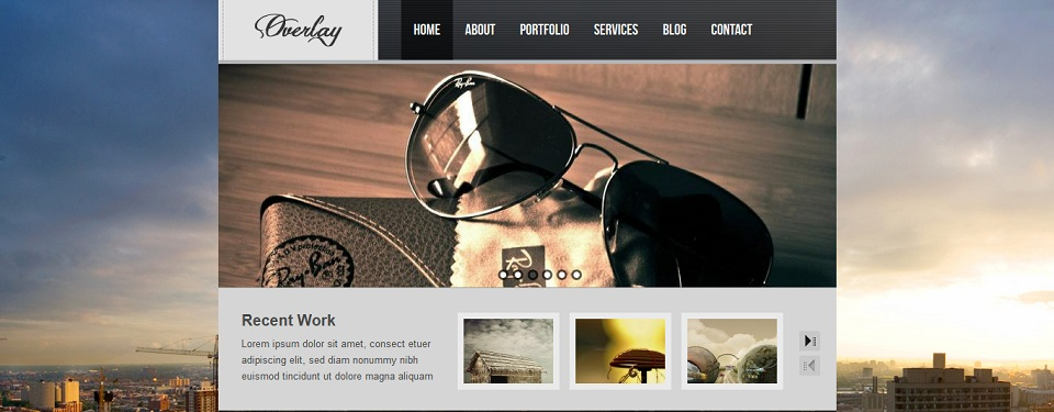 overlay_WordPress_Theme