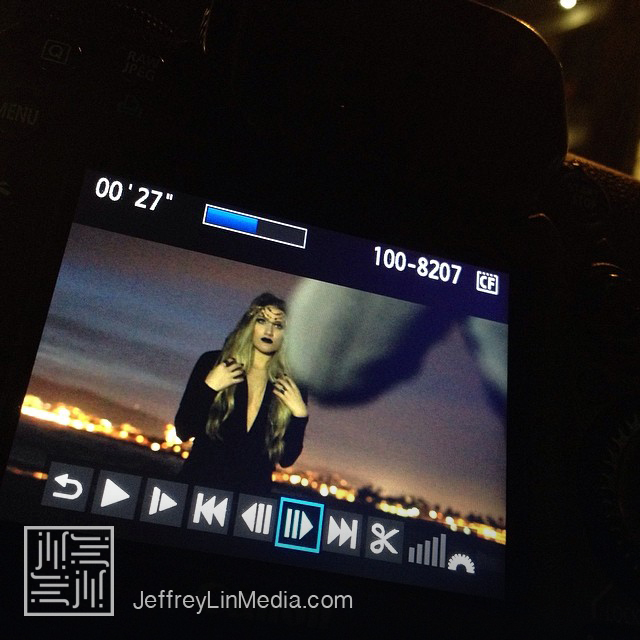 Kristina Corbett X-Factor Photo and Video Shoot