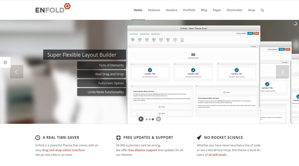 Enfold Theme Demo - WordPress