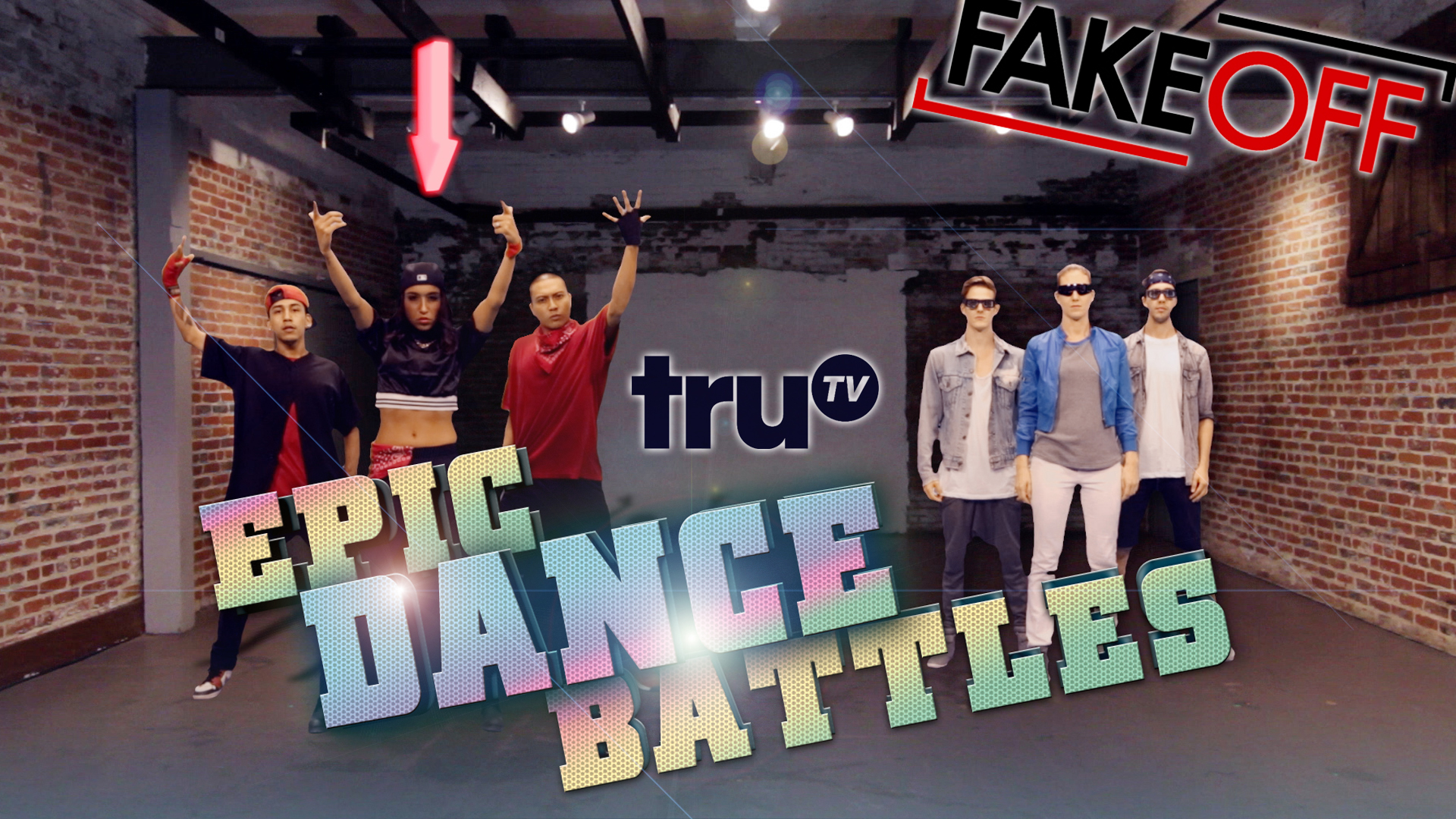 "Matt Steffanina's ""Epic Dance Battles"" Video Game Tribute :: For truTV's ""Fake Off"""