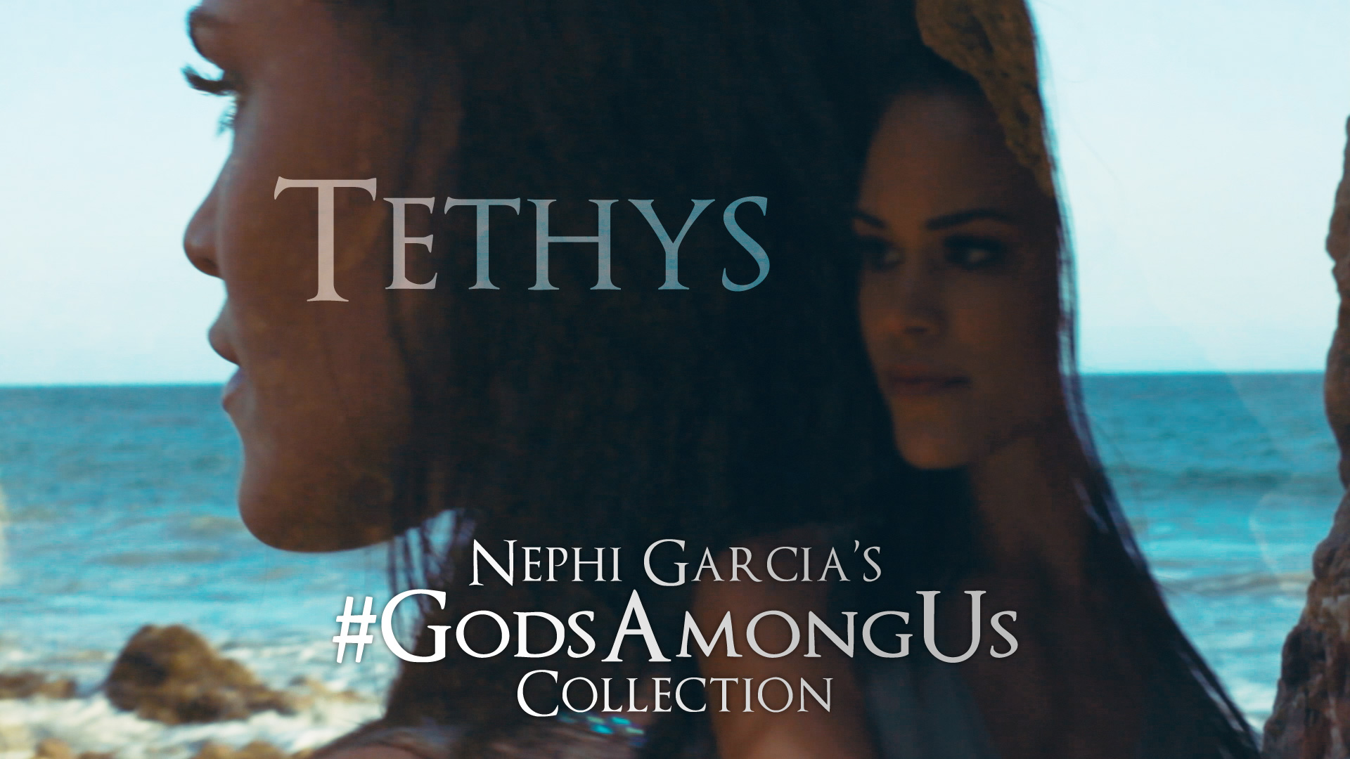 """Tethys""  – #GodsAmongUs Collection Ep.1 by Nephi Garcia Couture :: A Jeffrey Lin Fashion Film"